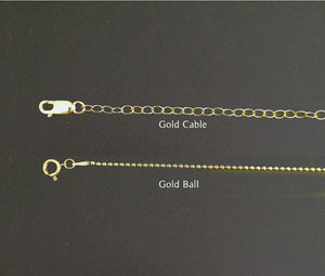 14k Gold-Filled Chains