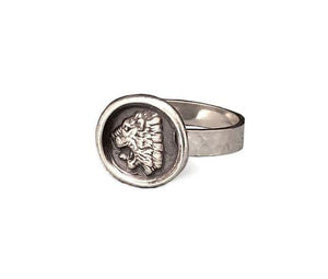 talisman, jewelry for men, ring