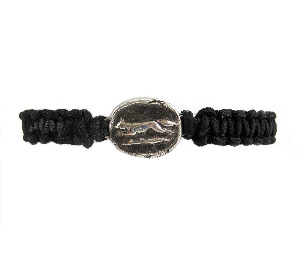 Achieve Your Desires  - Running Fox Bracelet