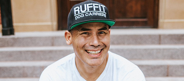 Ruffit Dog Carriers_The president and CEO
