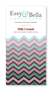 Milk Crunch (dairy free alternative)