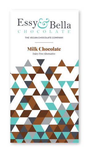 Dairy Free Alternative to Milk Chocolate