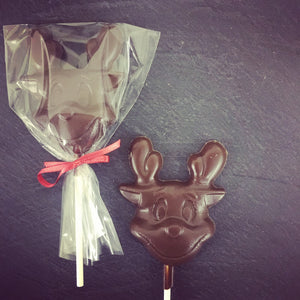 Rudolph Lollipop
