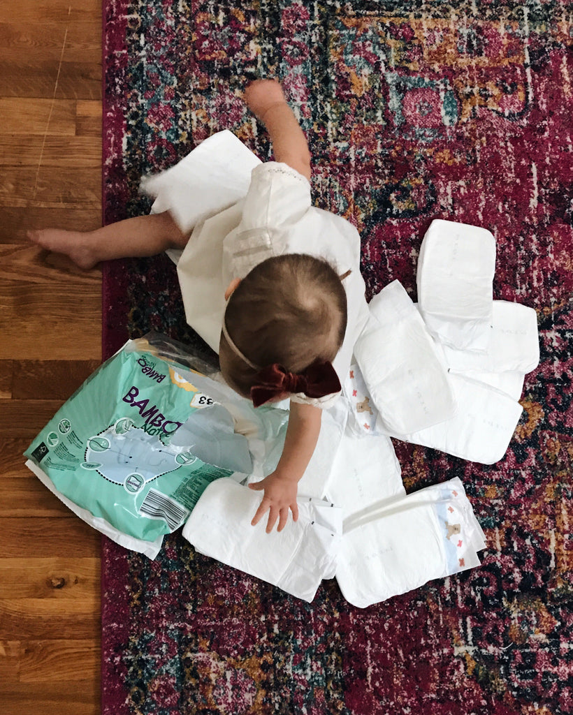 What's The Deal With Bambo Nature Diapers?