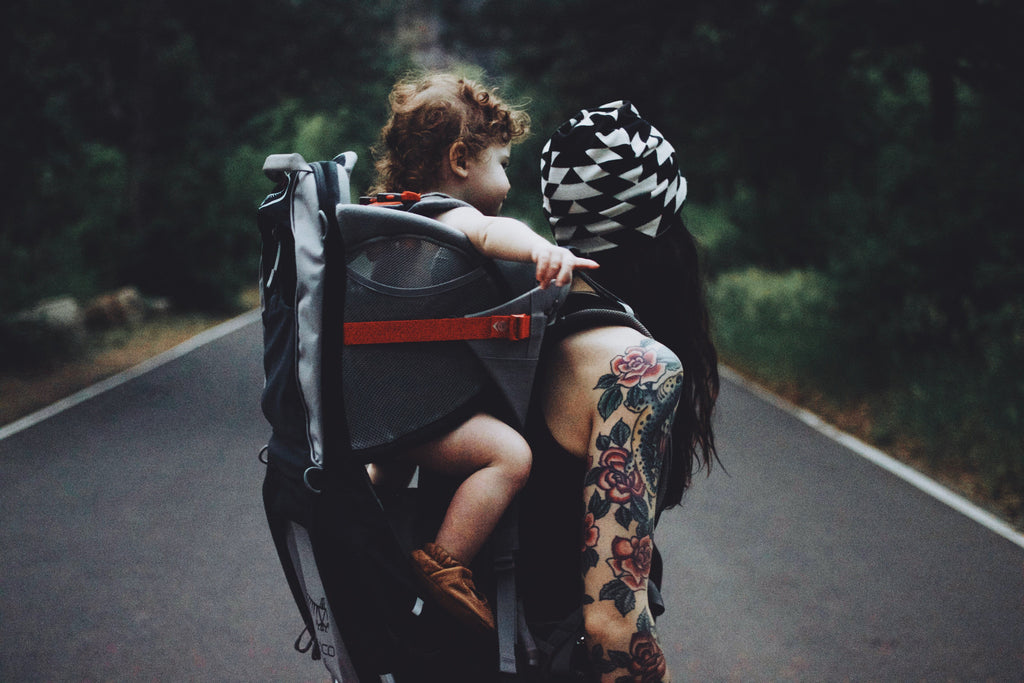 Adventures Await! Tips for Traveling With Your Bambo Baby