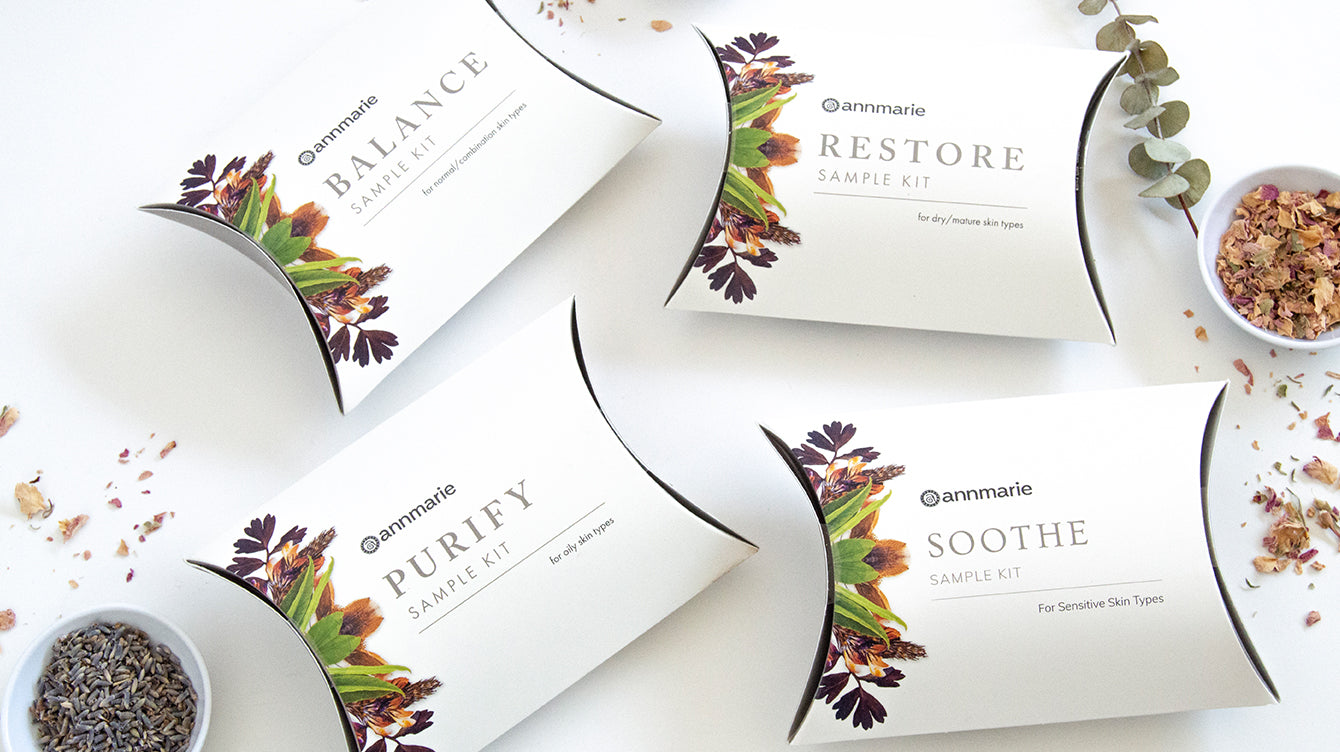 How to use Sample Kit - Soothe for Sensitive Skin