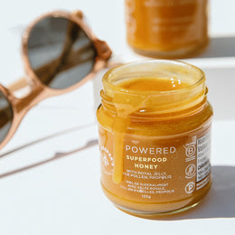 bee-powered superfood honey
