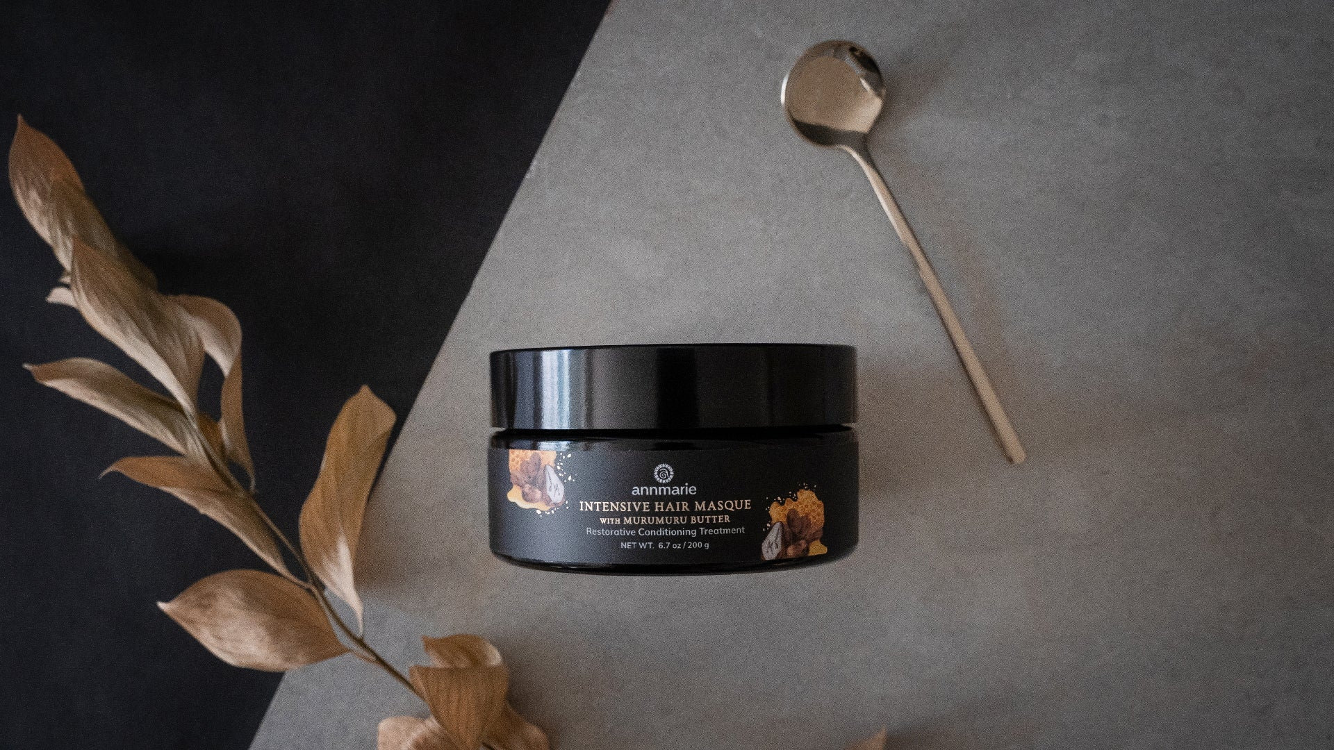 How to use Intensive Hair Masque with Murumuru Butter