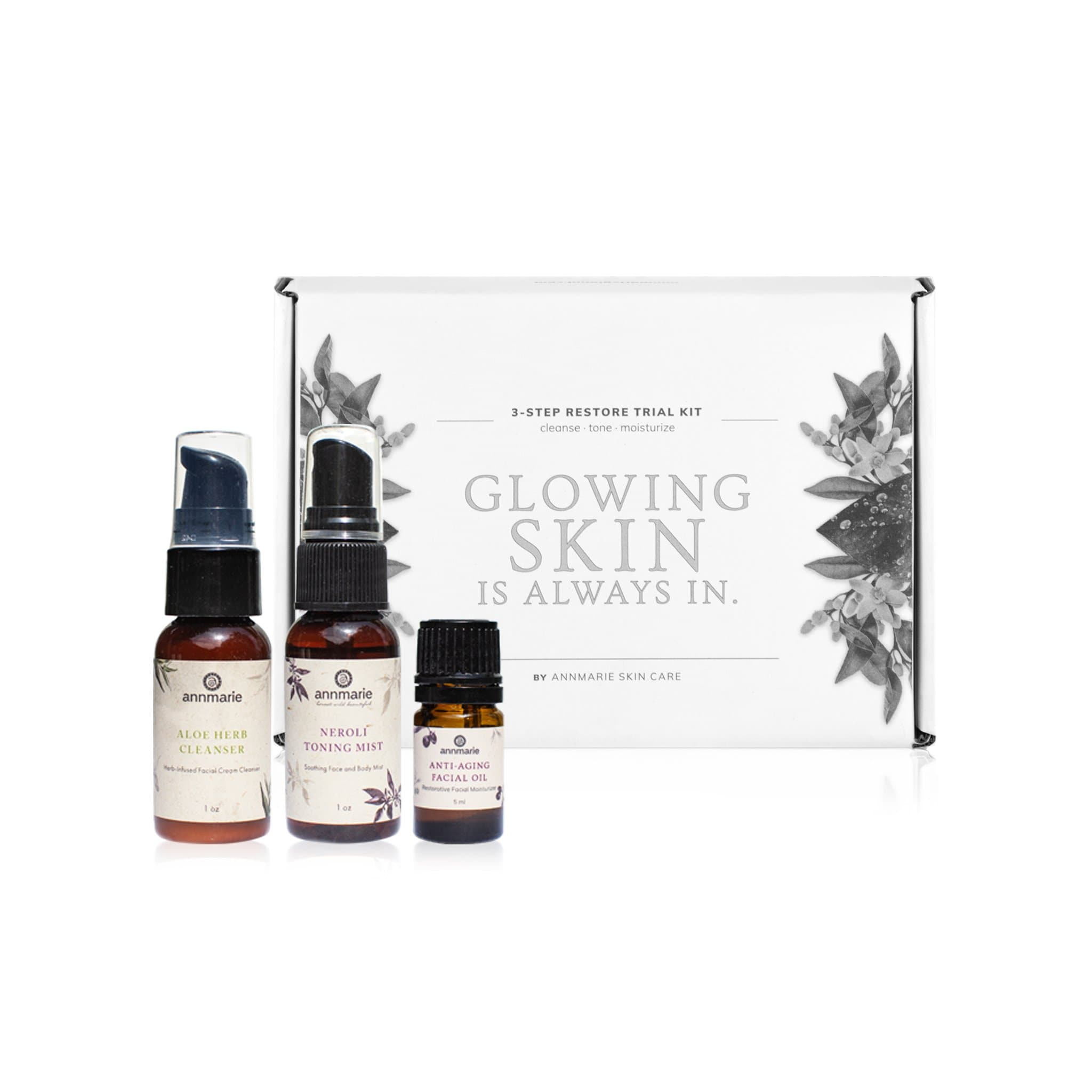 3 Step Trial Kit- Restore