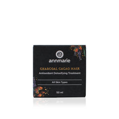 Charcoal Cacao Mask (50ml)