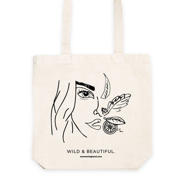 Annmarie Gianni Featured Artist Tote Bag: Fall '19