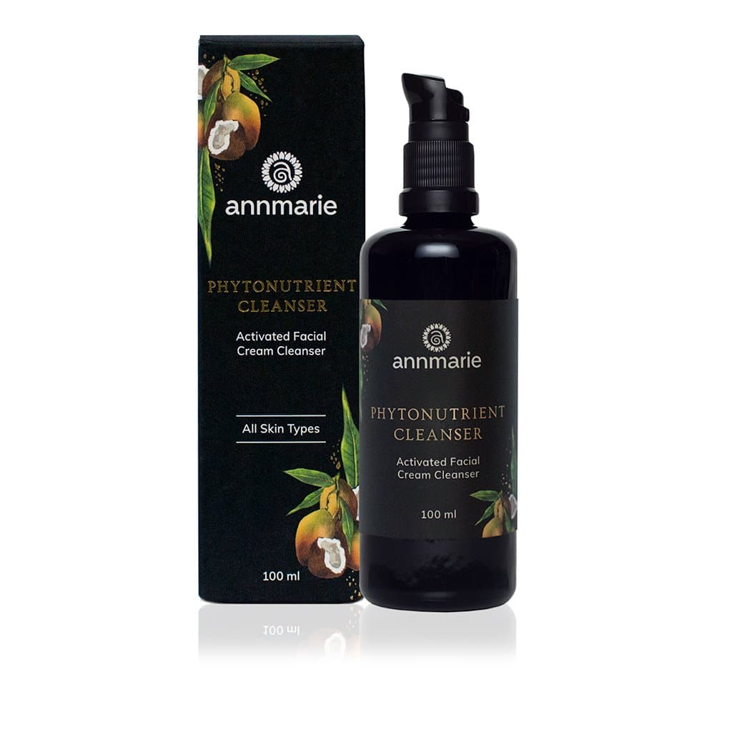 Phytonutrient Cleanser - Activated Facial Cream Cleanser (100ml)