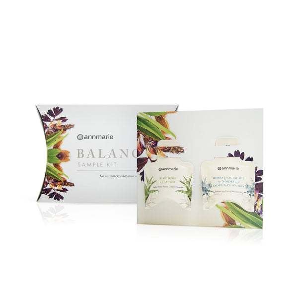 Annmarie Gianni Sample Kit - Balance for Normal & Combination Skin