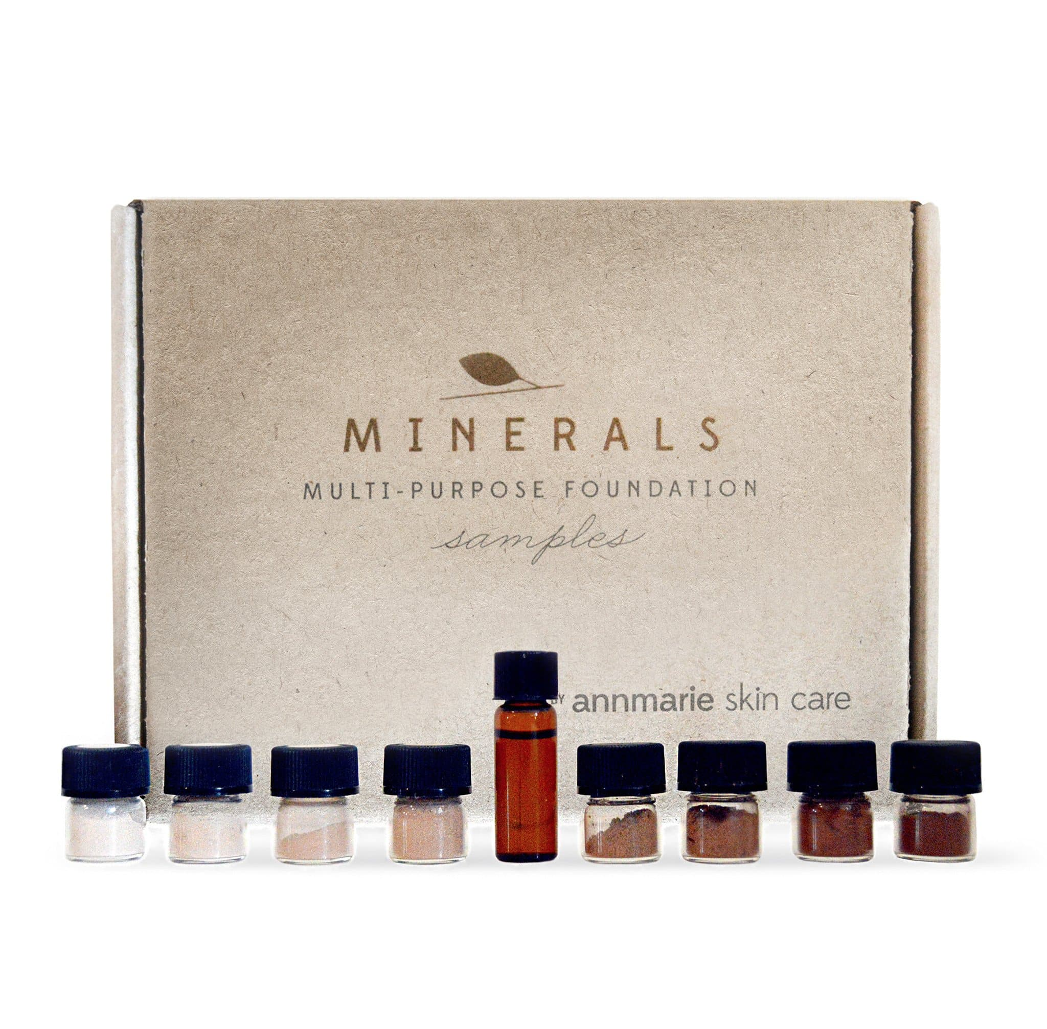 Minerals Multi-Purpose Foundation- Sample Kit