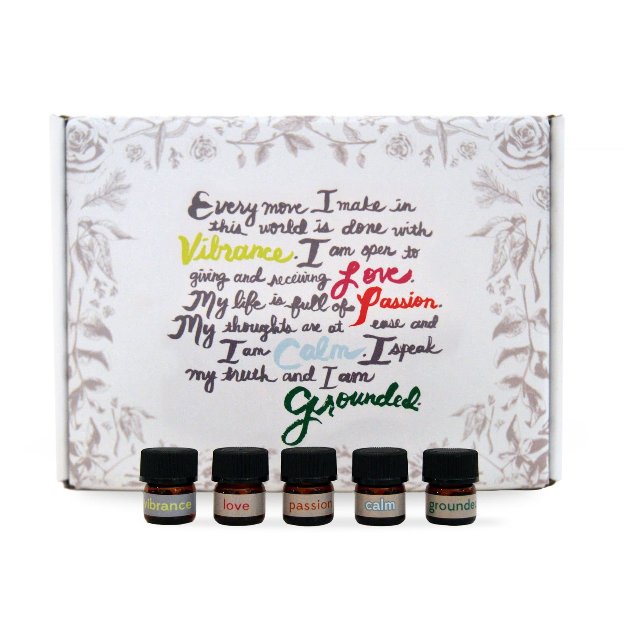 Essential Oil Blend - Samples