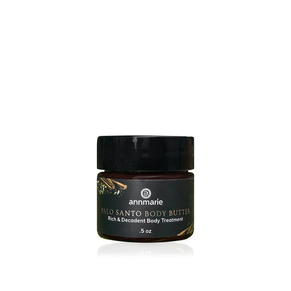 Palo Santo Body Butter (Travel Size - 0.5 oz)