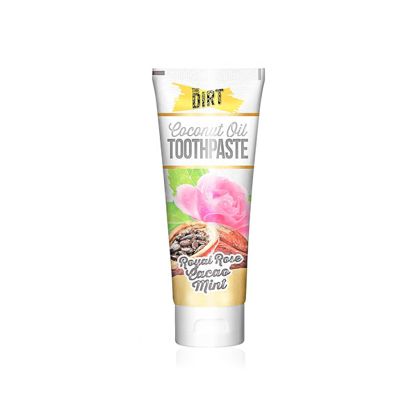 The Dirt - Royal Rose Cacao Mint Toothpaste