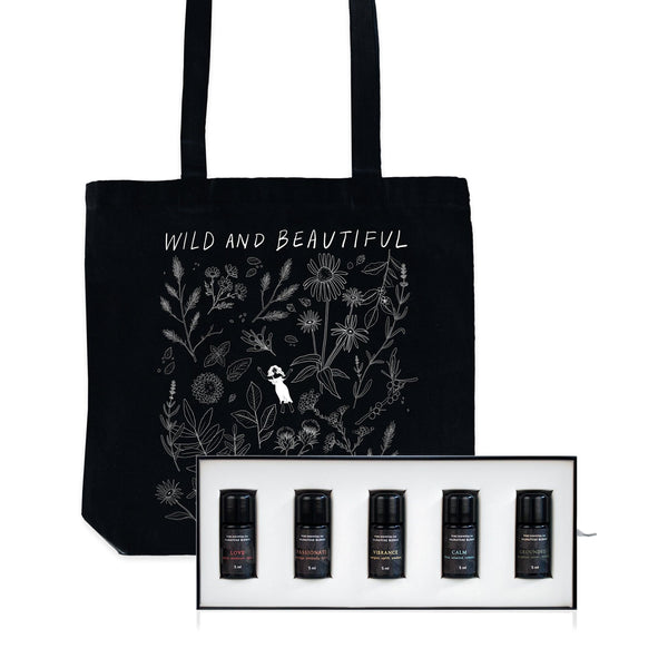 Essential Oils Gift Set + Tote