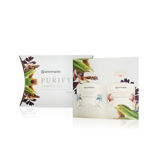 Annmarie Gianni Sample Kit - Purify for Oily Skin