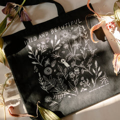 Featured Artist Tote Bag: Winter 2020