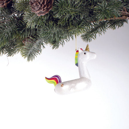 ORNAMENT POOL FLOAT UNICORN