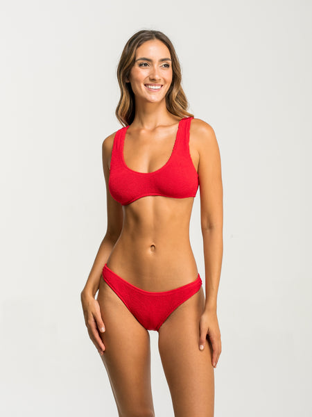 BARCELONA BIKINI SET Red