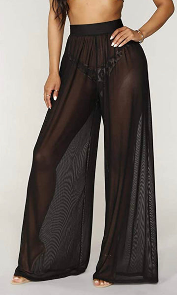 MESH COVER UP PANTS