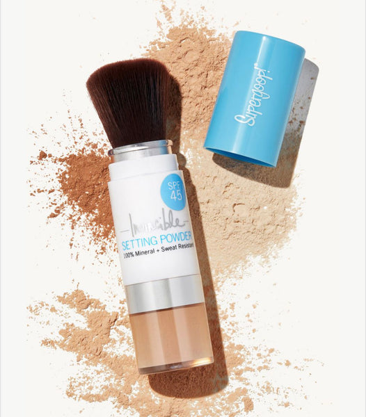 INVINCIBLE SETTING POWDER SPF45