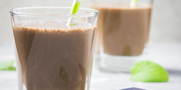 Chocolate Mint Protein Coffee