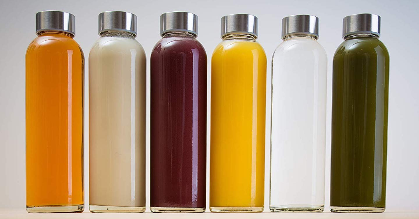 Glass Bottles for Juice