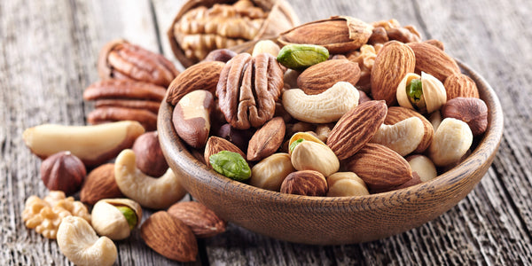 The Benefits of Eating Nuts