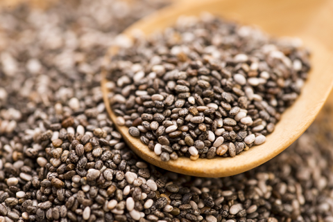The Power of Chia Seeds