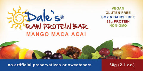 Maca Bars Discontinued