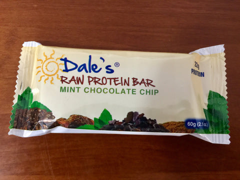 New Protein Bar Shape