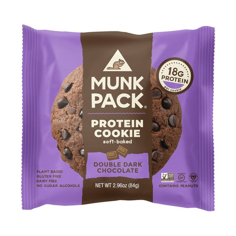Double Dark Chocolate  Protein Cookie (6-Pack)