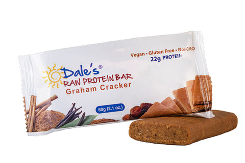 Graham Cracker Protein Bar (1 Bar)