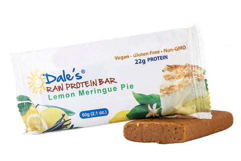 Lemon Meringue Pie Protein Bar (1 Bar)