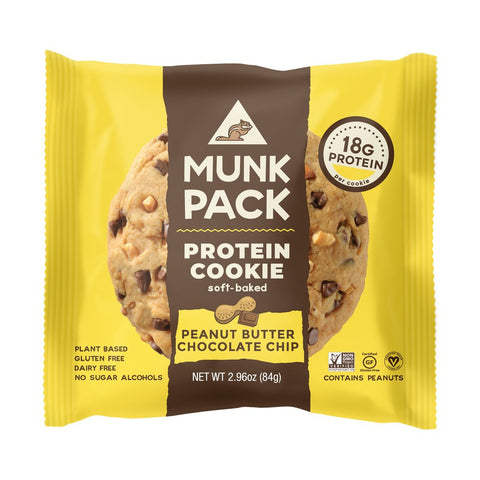 Peanut Butter Chocolate Chip Protein Cookie (6-Pack)