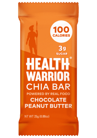 Chocolate Peanut Butter Chia Bars (Box of 15)