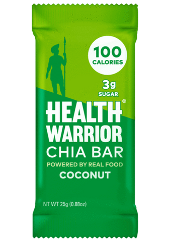 Coconut Chia Bars (Box of 15)