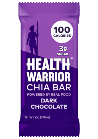 Dark Chocolate Chia Bars (Box of 15)