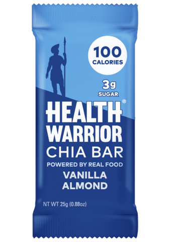 Vanilla Almond Chia Bars (Box of 15)