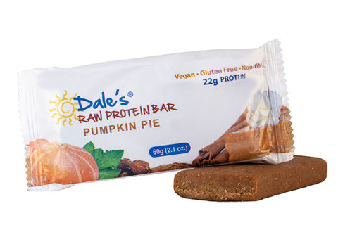 Pumpkin Pie Protein Bar (1 Bar)