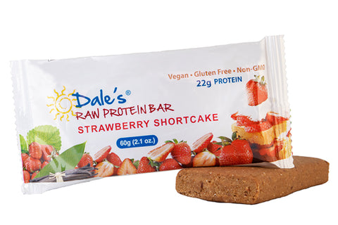 Strawberry Shortcake Protein Bar (1 Bar)