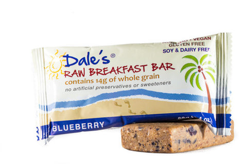 Blueberry Breakfast Bar (1 Bar)