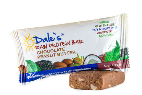 Chocolate Peanut Butter Protein Bar (1 Bar)