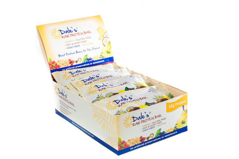 Pina Colada Protein Bar (Box of 12)