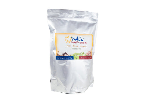 Dales Raw Protein - Chocolate - 2 lb Bag