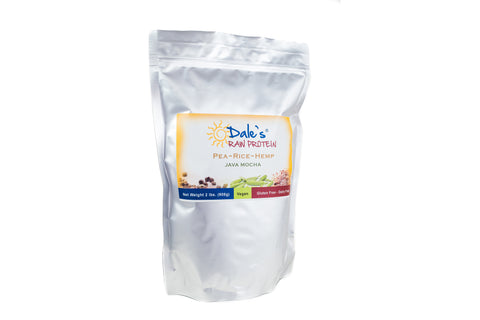 Dales Raw Protein - Java Mocha - 2 lb Bag