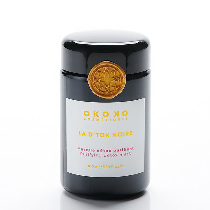 La D'Tox Noire - Detox Purifying Facial Mask